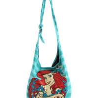 Disney The Little Mermaid Kiss The Girl Hobo Bag