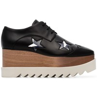 Vegan Leather Platform Sneakers by Stella McCartney