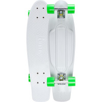 Penny Nickel Skateboard White/Green One Size For Men 23119615001