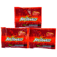 Hot Tamales Candy Snack Packs: 20-Piece Bag