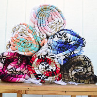 Customized Mexican Blankets