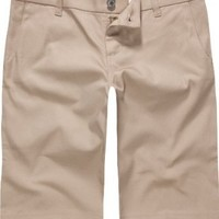 DICKIES GIRL Stretch Twill Womens Shorts $24.99