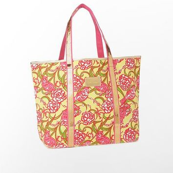 Lilly Pulitzer - Sparkle Tote - Chi Omega