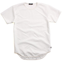 Quilt Original Long T-Shirt Off White