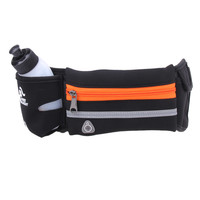 5 Colors Outdoor Sport Bag Men Women Running Hiking Waist Bag Bum Belt Fanny Pack Water Bottle Pouch Multifuntion Running Bag