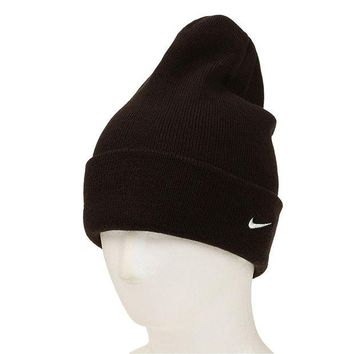 DCCKLO8 Nike Stock Cuffed Knit Beanie