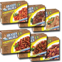 Heater Meals - Assorted Case (12 per case) - 1-800-Prepare