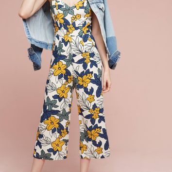 Amazon Floral Jumpsuit