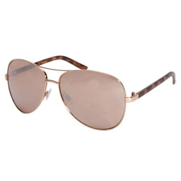 Fantas-Eyes Juniors Mirrored Aviator Sunglasses at Von Maur