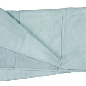 MCR Safety 38063 Heavy Side-Split Leather Welding Blanket Gray 6-Feet by 3-Feet