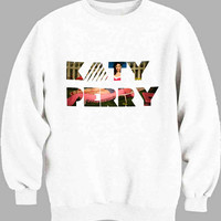 Katy Perry Art Sweater for Mens Sweater and Womens Sweater ***