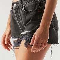 Urban Renewal Remade Low-Rise Slouchy Levi's Short | Urban Outfitters