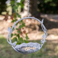 Finchwood Hanging Bird Feeder
