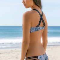 Mary Grace Swim - Camilla Reversible Bottom | Candy Paint