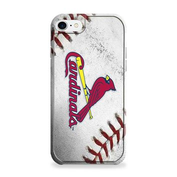 St Louis Cardinals (ball bkg) iPhone 6 | iPhone 6S Case