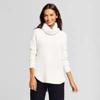 Women's Chunky Cowlneck Tunic - A New Day™