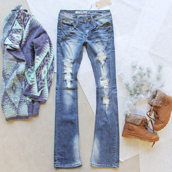 The Tatter & Flare Jean