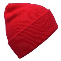 Unique Warm Winter Hat Knit Beanie Cap