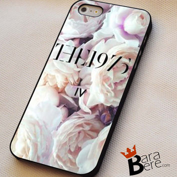 The 1975 flower iPhone 4s iphone 5 iphone 5s iphone 6 case, Samsung s3 samsung s4 samsung s5 note 3 note 4 case, iPod 4 5 Case