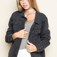 LEO DENIM JACKET