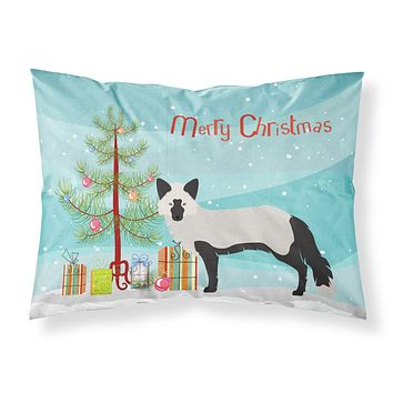 Silver Fox Christmas Fabric Standard Pillowcase BB9238PILLOWCASE