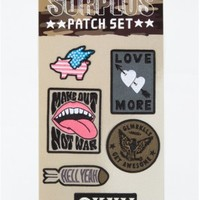 Glamour Kills Clothing - GK Surplus Patch Set