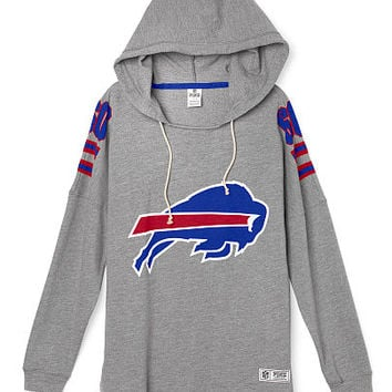 Buffalo Bills Pullover Hoodie - PINK - Victoria's Secret