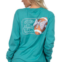 EndZone Etiquette - Long Sleeve – Lauren James Co.