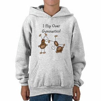 I Flip Over Gymnastics Tshirts and Gifts from Zazzle.com