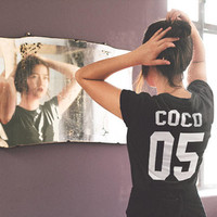 Coco 05 T-shirt / Coco Chanel / Number 05 / Unisex T shirt / Funny T shirt / Graphic T shirt / Chanel T shirt / T shirt for Women