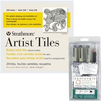 Faber-Castell Wallet Pitt Pen Nibs Art Set, Assorted