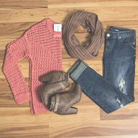 Free For All Sweater $33.00