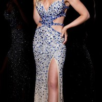 Jasz Couture 4109C Dress - In Stock - $558