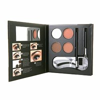 NYX Eyebrow Kit with Stencil, Brunettes