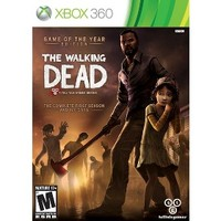 The Walking Dead - Game of the Year Edition (Xbox 360)