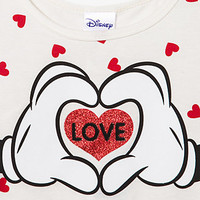 Mickey® Love Tank | FOREVER 21 - 2022443266