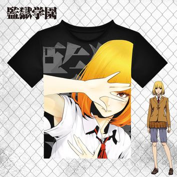 Prison School Medusa Japanese Anime T-Shirt