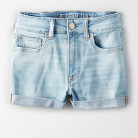 AE Ne(x)t Level High-Waisted Shortie, Effortlessly Cool