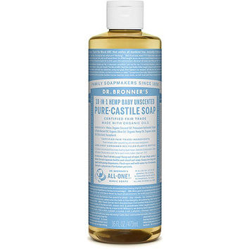 Baby Unscented Pure-Castile Liquid Soap | Ulta Beauty