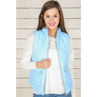 Fresh Air Vest-Light Blue