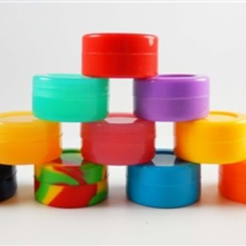 Silicone Jars (2 Pack)