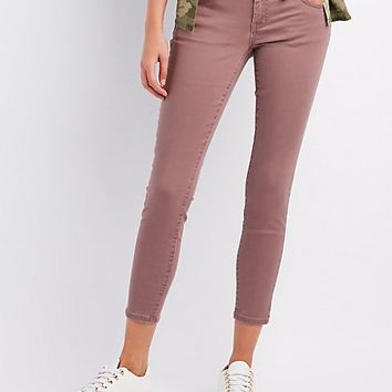 Refuge High-Rise Skinny Jeans