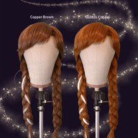 Anna Wig - Theme Park Style by Fairytale Wigs
