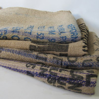 Coffee Bags, Burlap Sacks
