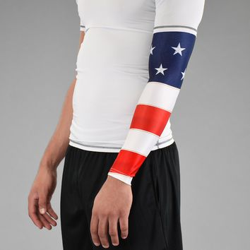 Classic USA American Flag Arm Sleeve