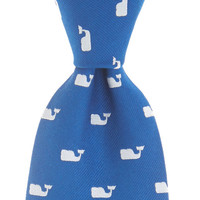 Whale Woven Tie