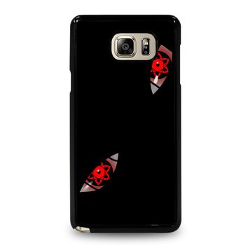 NARUTO SHARINGAN EYE 2 Samsung Galaxy Note 5 Case