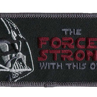 Velcro the Force Is Strong with This One Morale Tactical