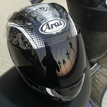 ARAI Racing  Full face Motorcycle Motocross safety helmet ECE Certification man woman casco moto casque,Capacete
