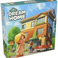 Dream Home Game Board Game